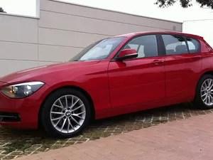 BMW Série 1 (Foto: Rodrigo Mora / G1)