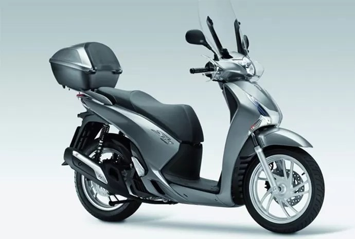 Honda; Sh150i; Itália