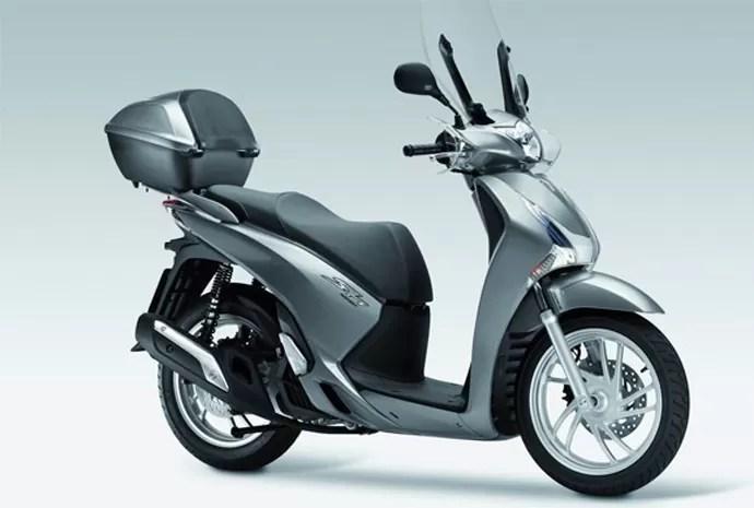 sh150i - Conheça as motos mais vendidas na Europa