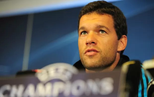Michael Ballack Leverkusen (Foto: Getty Images)