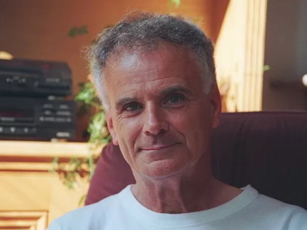 O compositor britânico Peter Maxwell Davies em foto de 1996 (Foto: AP Photo, File)