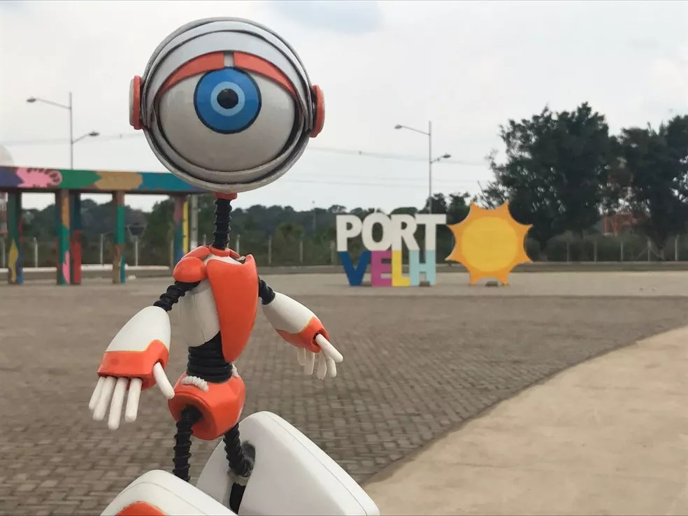 RoBBB achou gente interessante em Rondônia (Foto: Gshow)