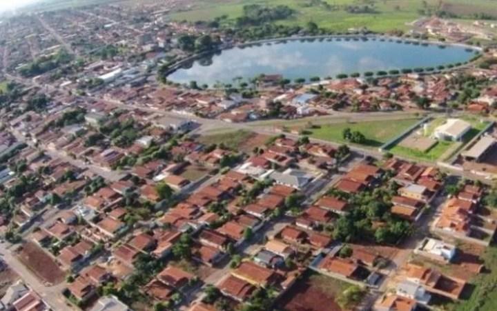 Carmo do Rio Verde, em Goiás — Foto: Reprodução/Prefeitura de Carmo do Rio Verde