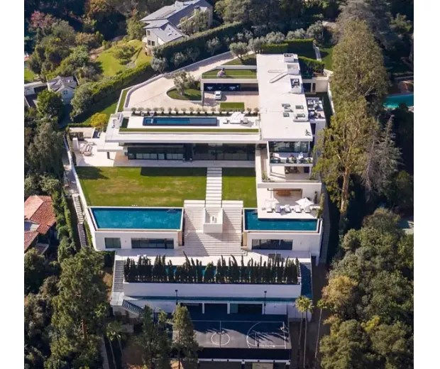 The 10 most expensive celebrity mansions around the world (Photo: Reproduction)