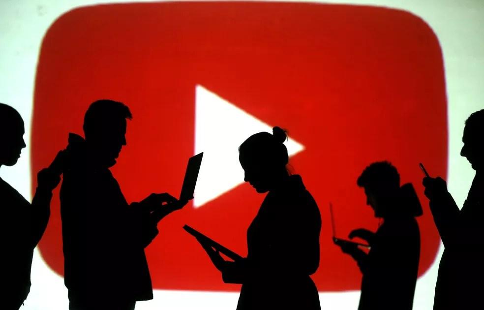 Logo do YouTube (Foto: Dado Ruvic/Reuters)
