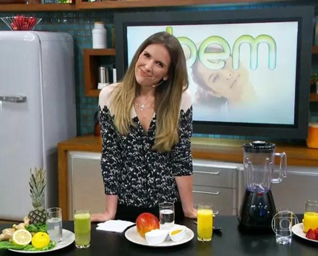 Mariana Ferrão (Foto: TV Globo)