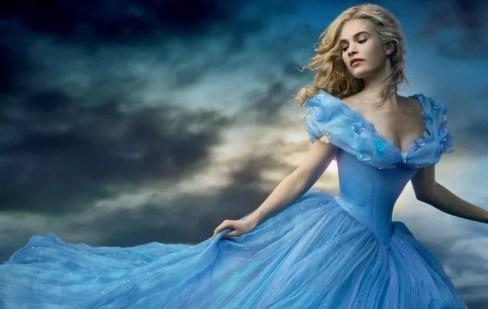 Versão de live action do clássico Cinderela chega em abril na Netflix (Foto: Divulgação)