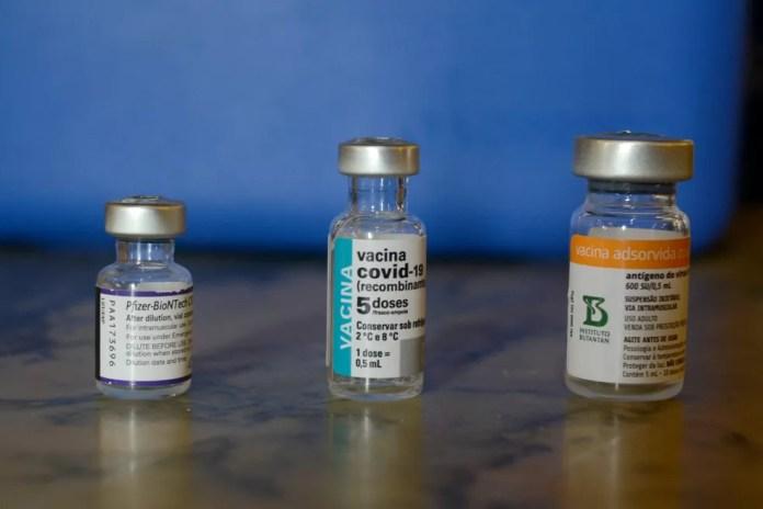 Estado tem mais de 5 mil doses em estoque com prazo de validade para o final de outrubro e novembro — Foto: Adriano Ishibashi/Framephoto/Estadão Conteúdo