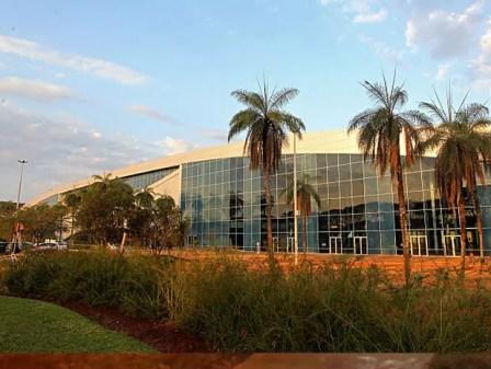 Centro de Convenções Ulysses Guimarães, em Brasília (Foto: Toninho Tavares/Agência Brasília)