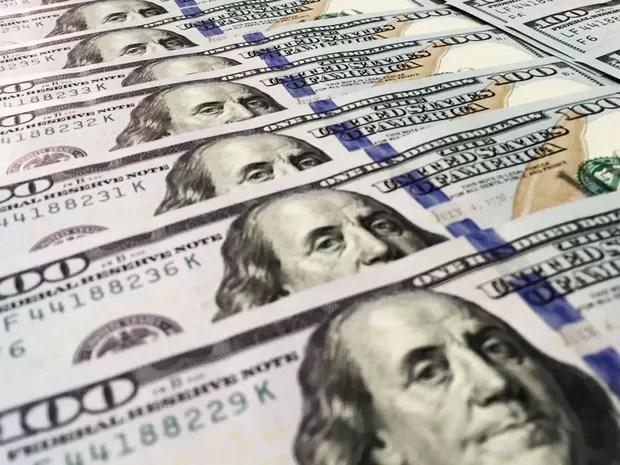 Dólar (Foto: Murilo Zara/TV Fronteira)