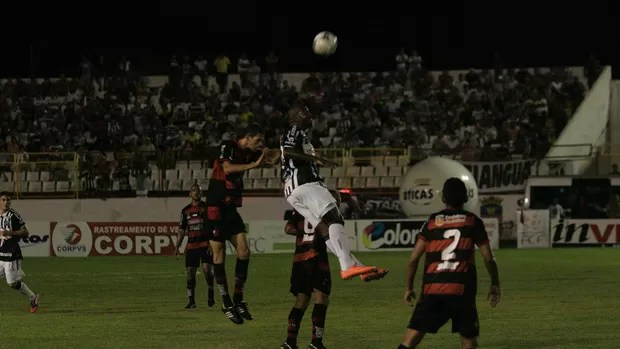 Guarany de Sobral Ceará Campeonato Cearense Junco (Foto: Natinho Rodrigues/Agência Diário)