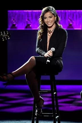 Anitta na 15ª edição do Grammy Latino em Las Vegas, nos Estados Unidos (Foto: Ethan Miller/ Getty Images)