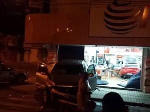 Acidente aconteceu na região central de Gurupi (Foto: Divulgação)