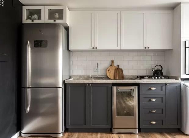 Apartamento pequeno tem boas solues e decorao
