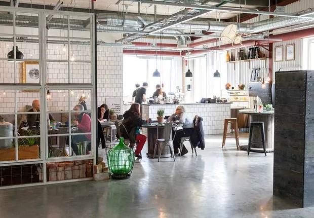 Café do ReTuna Återbruksgalleria (Foto: Divulgação)