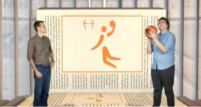 Enciclopiadas - basquete — Foto: Reprodução