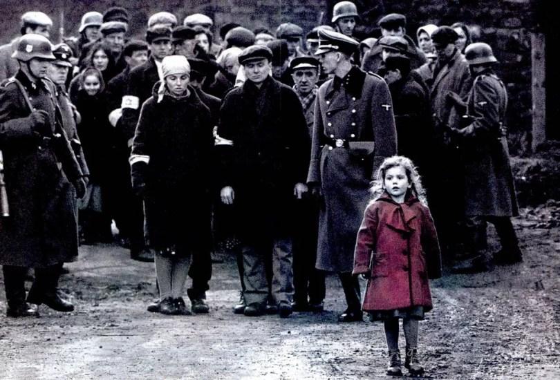 Cena do filme A Lista de Schindler (Foto: Divulgação)