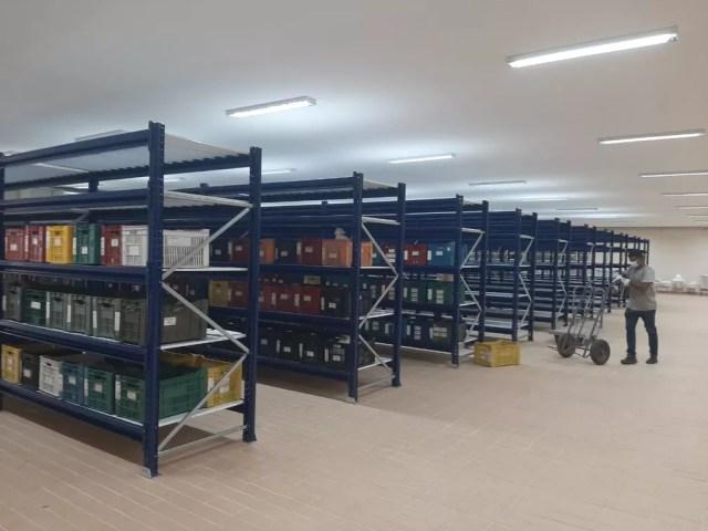 Artefatos serão guardados na Universidade Federal de Rondônia  — Foto: Silvana Zuse/Arquivo Pessoal
