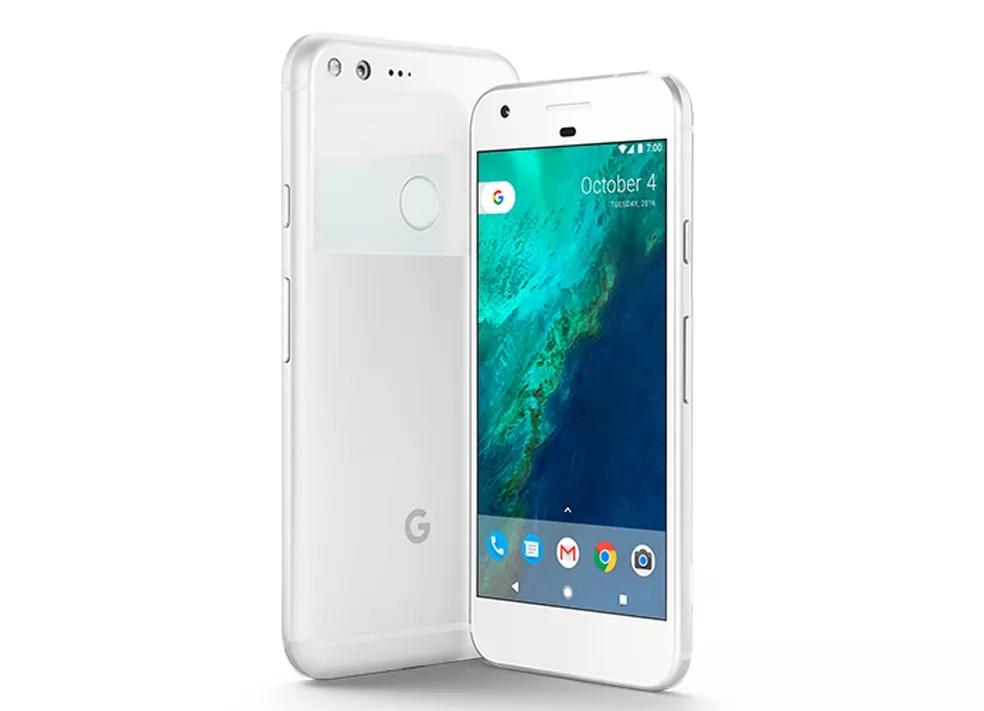 Google Pixel tem processador Snapdragon 821, 4 GB de RAM e 32 ou 128 GB internos (Foto: (Divulgação/Google))