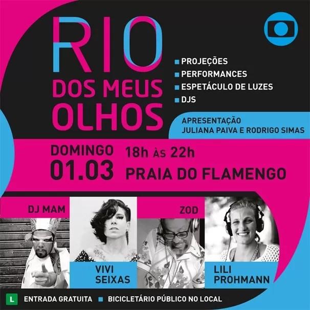 Foto/arte Rio dos Meus Olhos