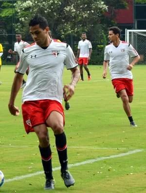 Alan Kardec São Paulo (Foto: Erico Leonan / site oficial do SPFC)