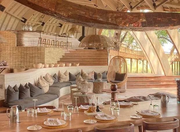 candy crush sofa ebay wicker beleza e aventura em hotel sustentável na savana africana ...