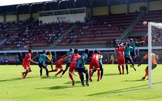 Rio Branco-PR vence o Prudentópolis paranaense (Foto: Divulgação/Rio Branco Esporte Clube)