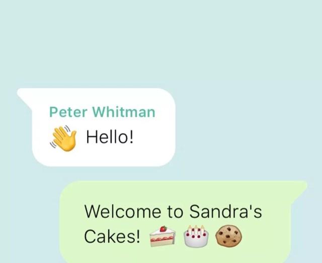 Mensagem Automática no WhatsApp Business — Foto: Reprodução/ WhatsApp. Editado Ana Paula Rocha