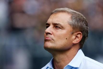 Diego Aguirre ficou 8 meses como treinador do São Paulo — Foto: Flavio Florido/BP Filmes