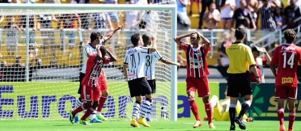 Corinthians x botafogo-sp copa são paulo final copinha (Foto: Marcos Ribolli)