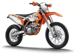 ktm350exc-f - Veja 40 motos esperadas para o Brasil em 2015