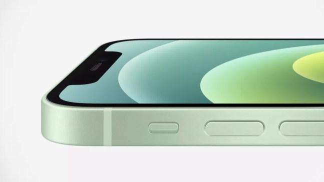 iPhone 12 tem tecnologia Ceramic Shield que promete proteção 4 vezes maior — Foto: Reprodução/Apple