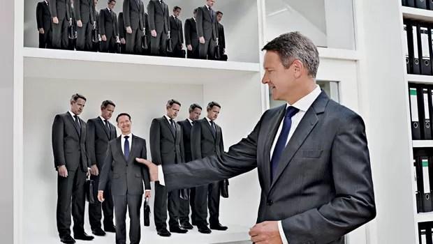 Executivos multitarefas surgem como solução para aumentar a produtividade (Foto: Oliver Eltinger/Corbis)