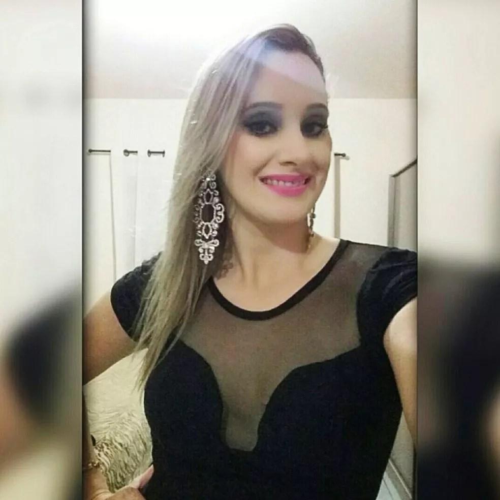 Empresária de 30 anos foi morta a facadas dentro da Catedral São José, em Ituiutaba, em outubro de 2016 (Foto: Reprodução/Facebook)
