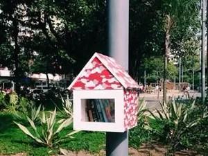 Ninho de Livro (Foto: Divulgação)
