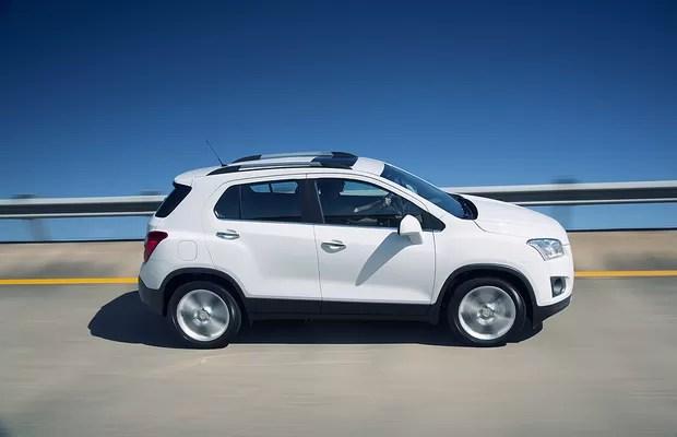 Chevrolet Tracker (Foto: Fabio Aro)