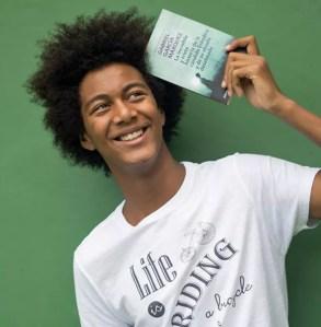 Luis Fernando Brito, de 18 anos, é calouro de medicina na Universidade de São Paulo (Foto: Arquivo pessoal/Luis Fernando Brito)