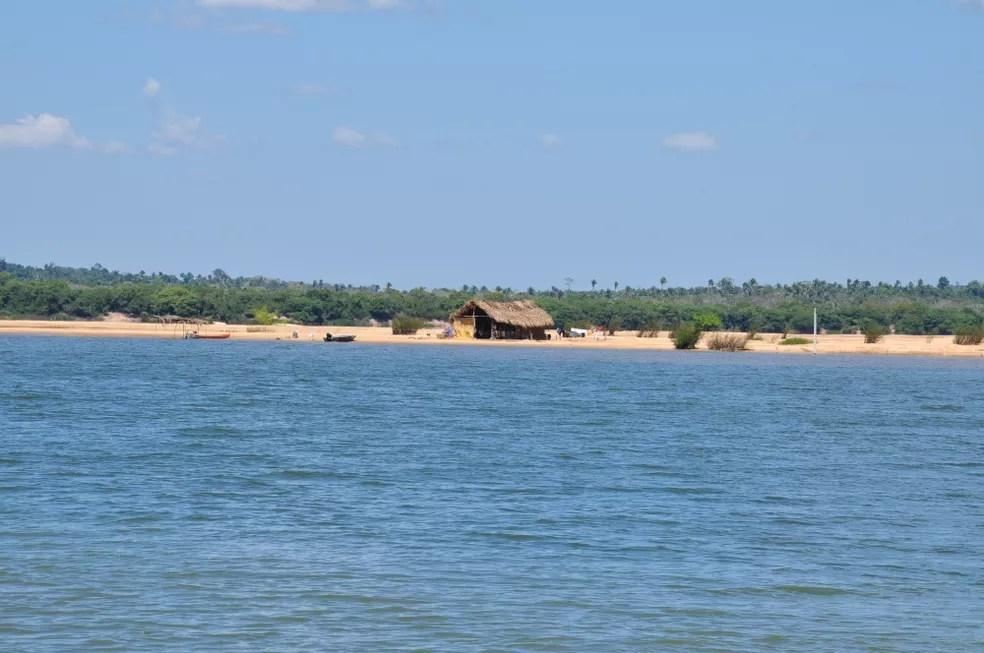 Povoado onde professor mora fica em Esperantina (Foto: Thiago Sá/Governo do Tocantins)