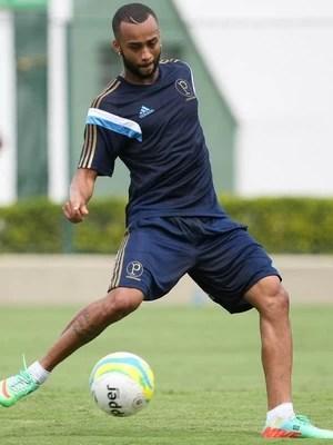 Wesley Palmeiras (Foto: César Greco/Ag. Palmeiras/Divulgação)