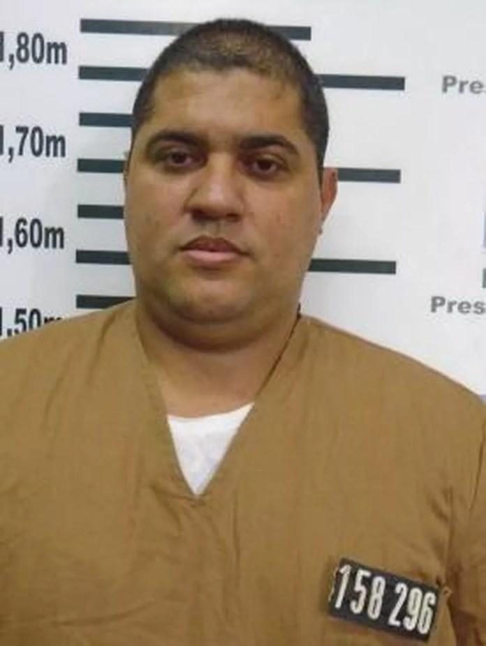 O traficante André do Rap estava preso na Penitenciária II de Presidente Venceslau, no interior de São Paulo. — Foto: Reprodução