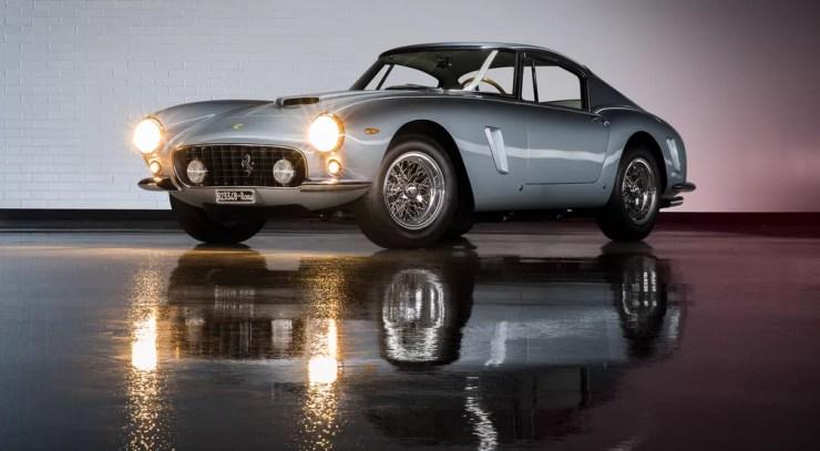 1961 Ferrari 250 GT SWB Berlinetta  (Foto: Theodore W. Pieper/Divulgação)