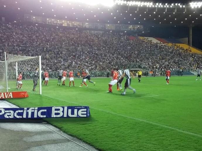 Botafogo Mogi Mirim (Foto: Richard Pinheiro / GloboEsporte.com)