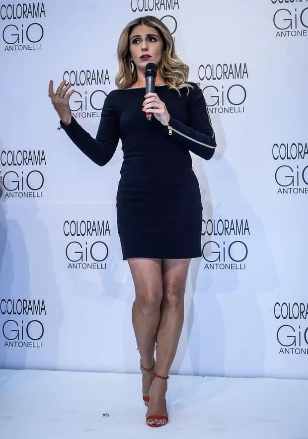 Giovanna Antonelli  (Foto:  Francisco Cepeda/AGNews-SP)