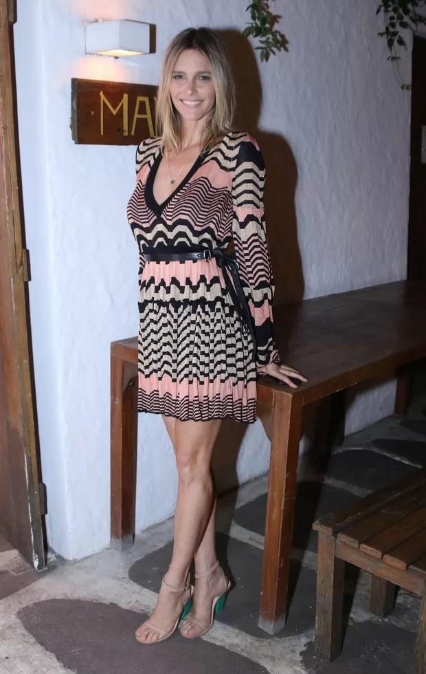 Fernanda Lima (Foto: Thiago Duran/ Ag. News)