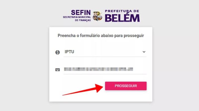 Tenha a inscrição do imóvel em mãos para consultar dívida de IPTU — Foto: Reprodução/Paulo Alves