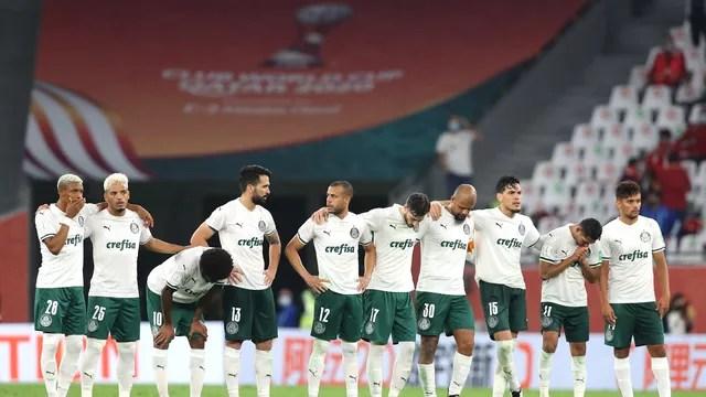 Palmeiras cai nos pênaltis para o Al Ahly