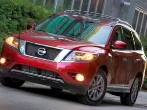 Nissan Pathfinder 2013 (Foto: Divulgação)