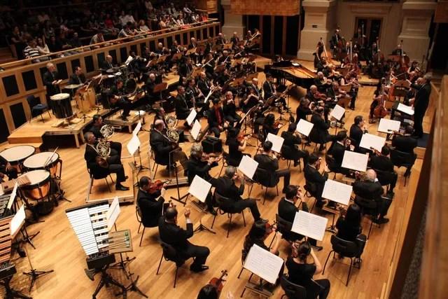 Orquestra fará apresentação neste sábado — Foto: Divulgação / Prefeitura de Guarujá