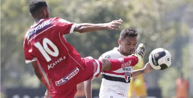 São Paulo x Capivariano final Paulista sub-20 (Foto: Miguel Schincariol / saopaulofc.net)