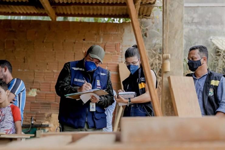 Queimadas aumentam no AC, mas multas por crimes ambientais ficam abaixo da média de anos anteriores — Foto: Neto Lucena/Arquivo pessoal